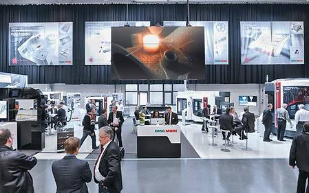 LASERTEC Showroom in Pfronten