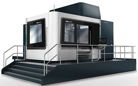DMG MORI Technological Excellence: Die & Mold